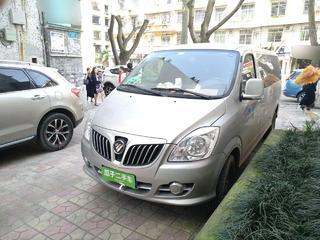 福田蒙派克 E 2.0L 手动 快运版标准型-重庆二手车 重庆二手福田 重庆高清图片