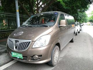 福田蒙派克 E 2.0L 手动 快运版标准型-重庆福田二手车报价 图片 第一高清图片