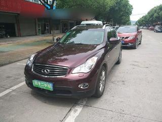 浙江英菲尼迪QX50二手车报价 图片 第一车网