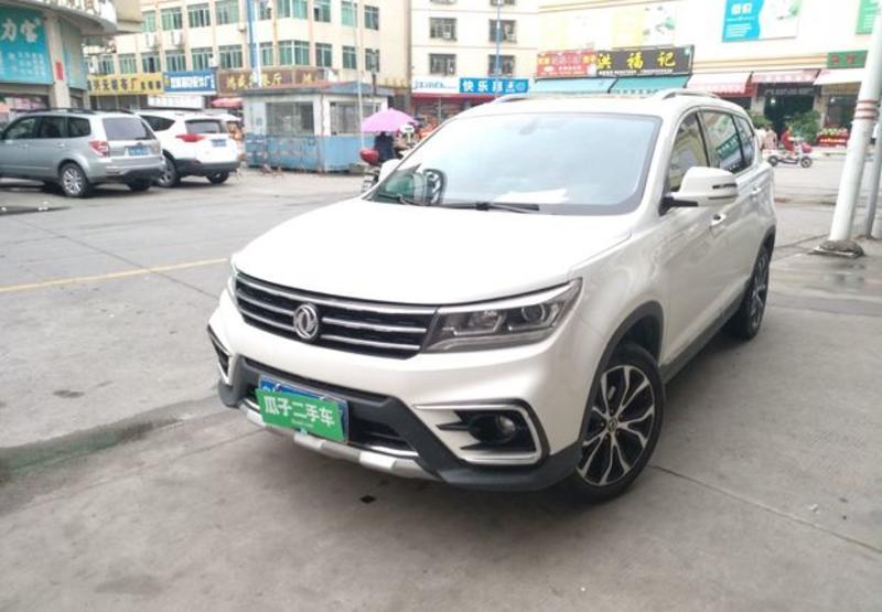东风景逸x5 2017款 1.5t 自动 前驱 劲享豪华型 (国Ⅴ)