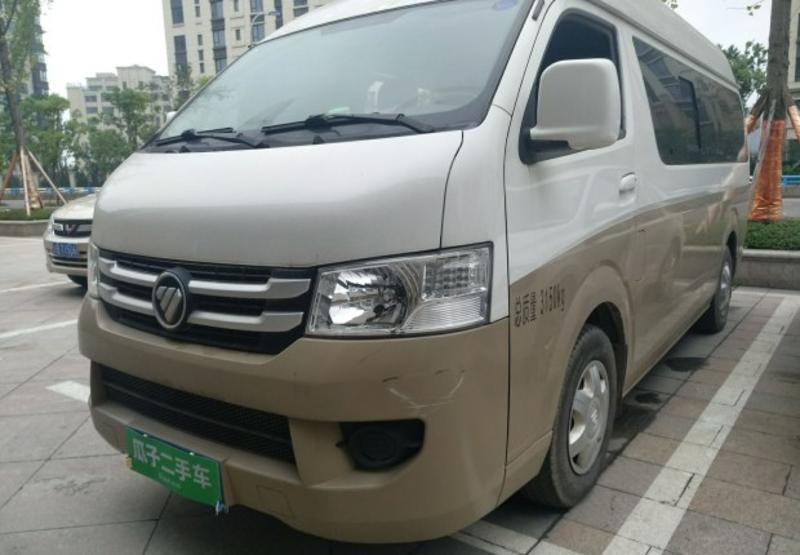 福田风景g7 2015款 2.0l 手动 商运版长轴高顶 (国Ⅴ)