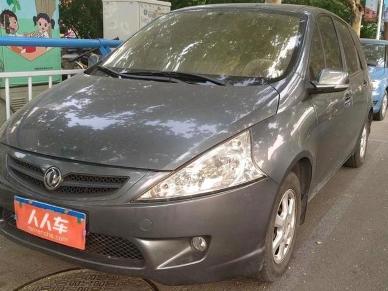 东风景逸 2011款 1.5l 手动 5座 尊享型