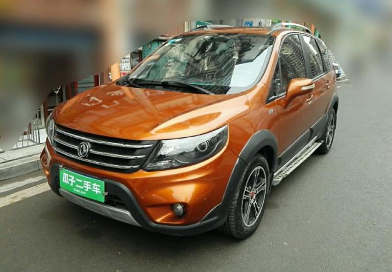 东风景逸x5 2013款 1.6l 手动 前驱 尊享型 (国Ⅳ)