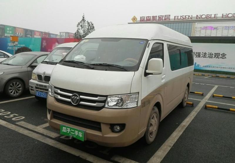 福田风景g7 2016款 2.0l 手动 商运版长轴高顶 (国Ⅴ)