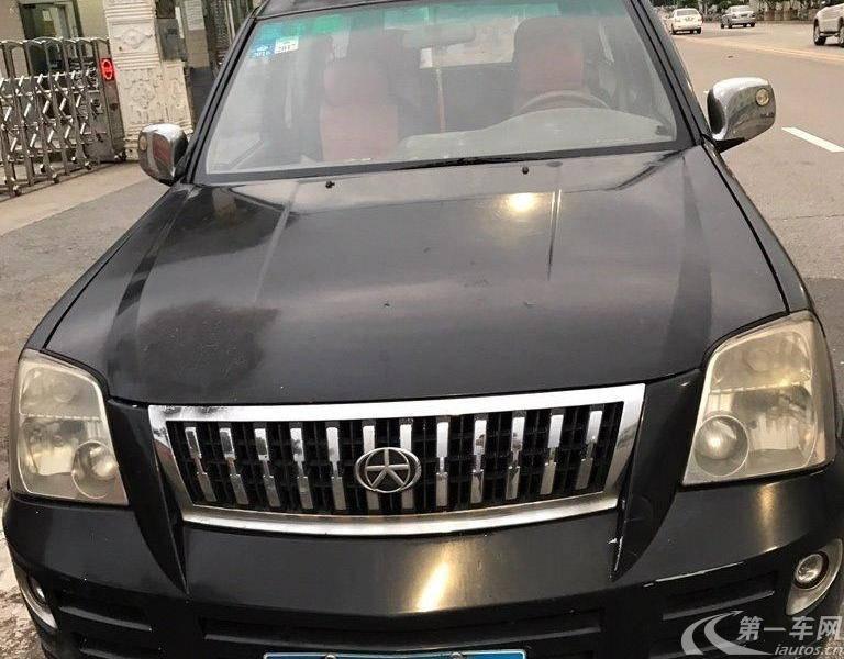 大迪都市骏马 2005款 2.4L 手动 四驱 超豪华型 (国Ⅲ)