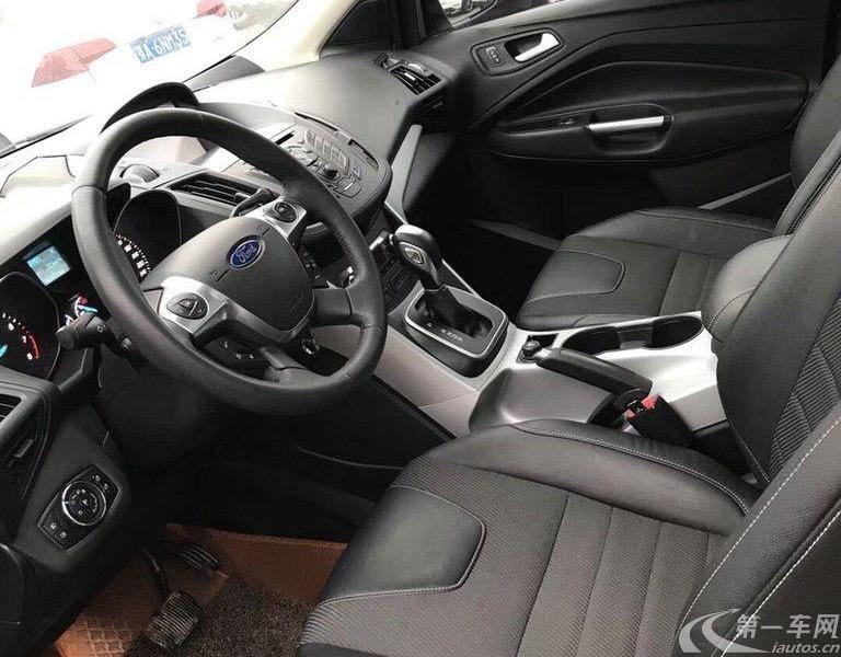 福特翼虎 2013款 1.6T 自动 前驱 风尚型 (国Ⅳ)