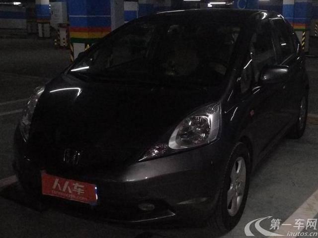 本田飞度 2008款 1.5L 手动 两厢轿车 豪华型 (国Ⅲ)