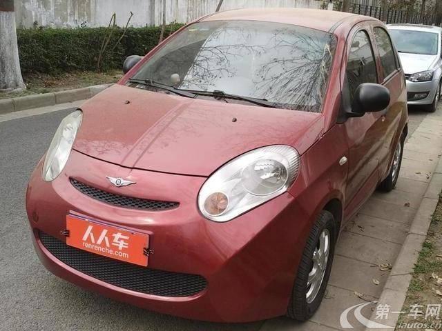 瑞麒M1 2011款 1.0L 手动 智惠型 (国Ⅳ)