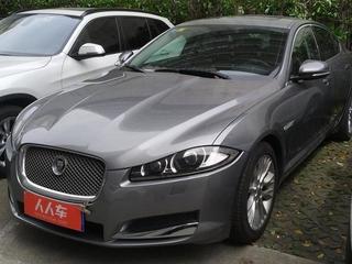 捷豹XF 3.0L 风华版