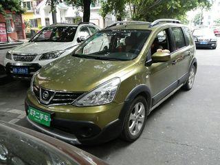 日产骊威 1.6L 自动 XV劲锐版豪华型