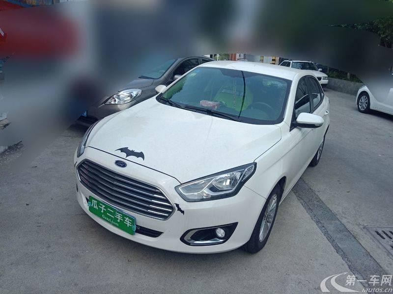 福特福睿斯 2017款 1.5L 自动 改款舒适型 (国Ⅴ)