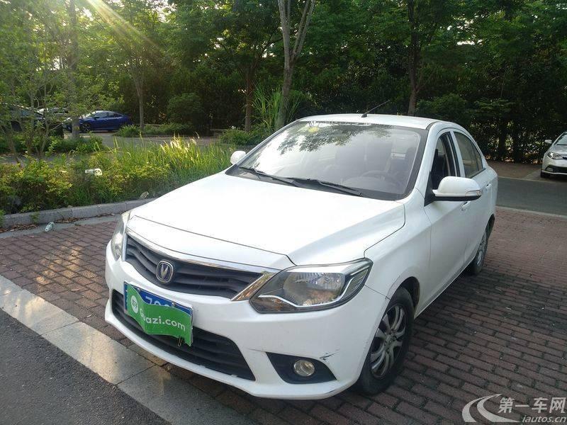 长安悦翔 2015款 1.4L 手动 4门5座三厢车 温馨型 (国Ⅳ)