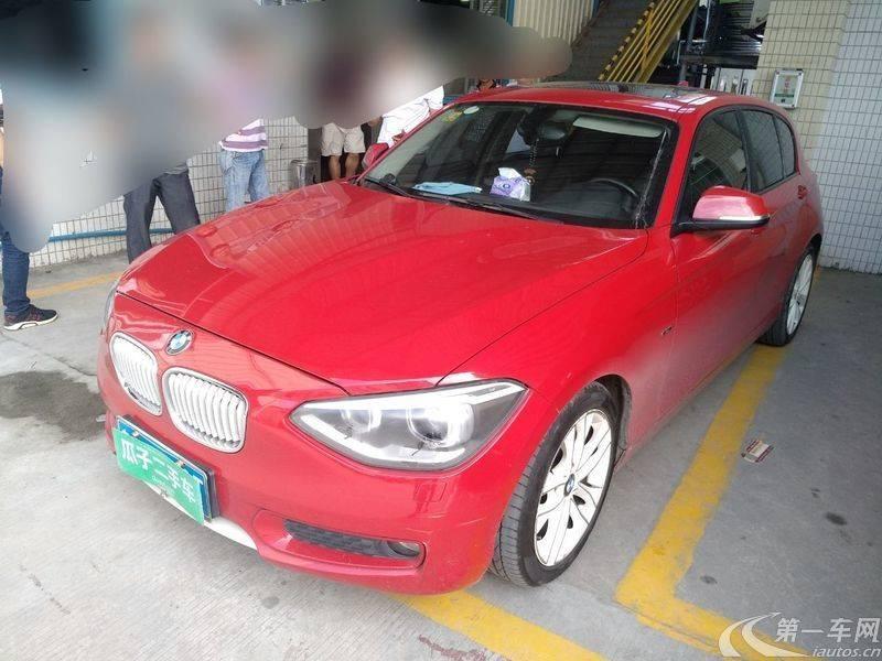 宝马1系 116i [进口] 2013款 1.6T 自动 汽油 改款都市版