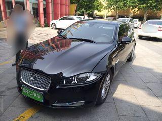 捷豹XF 2.0T 风华版