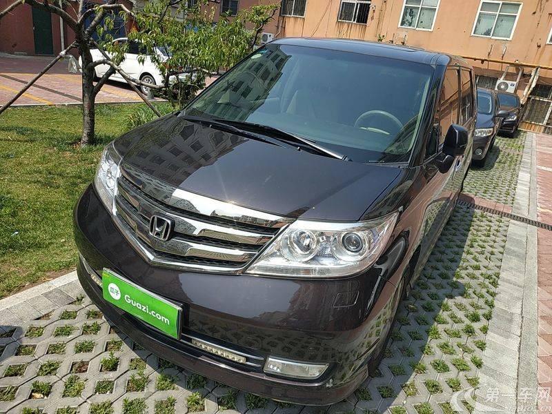 本田艾力绅 2012款 2.4L 自动 7座 豪华版 (国Ⅳ)