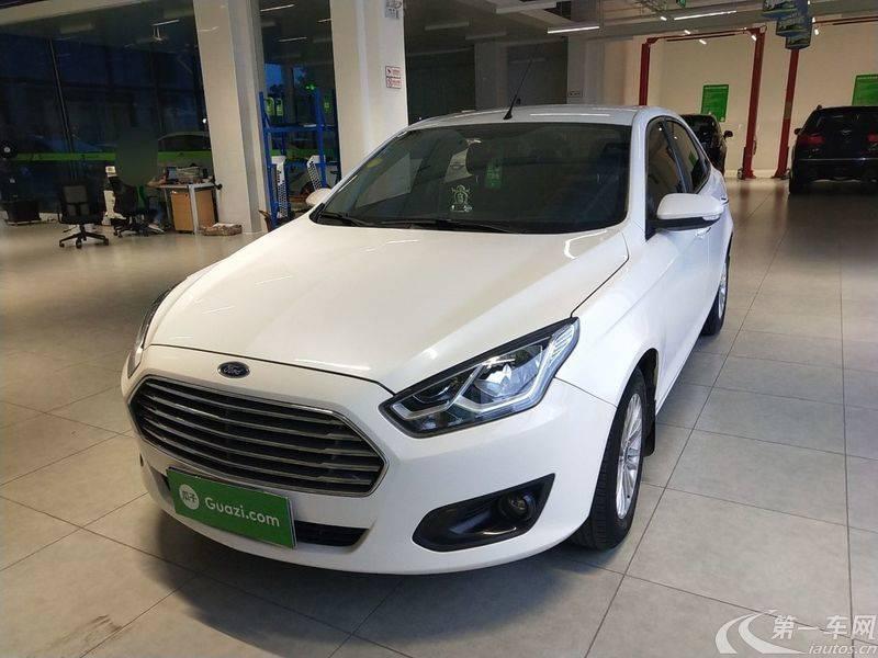 福特福睿斯 2015款 1.5L 自动 舒适型 (国Ⅴ)