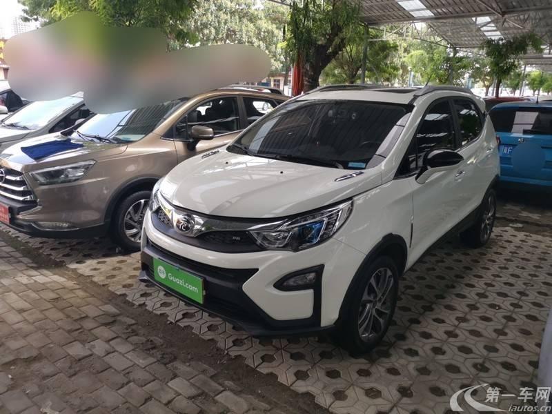 比亚迪元 2016款 1.5L 手动 尊贵型 (国Ⅴ)