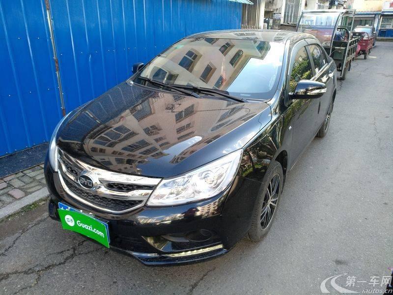 比亚迪速锐 2015款 1.5L 手动 舒适型 (国Ⅴ)