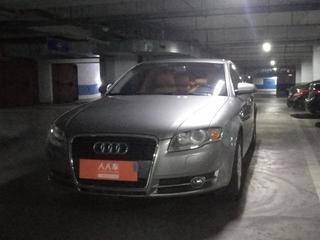 奥迪A4 1.8T 豪华型