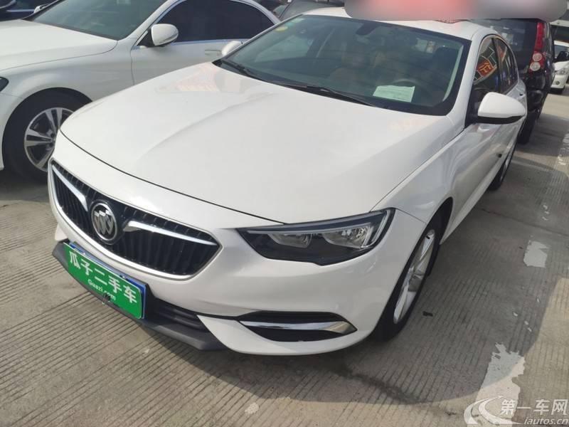 别克君威 2017款 1.5T 自动 20T精英型 (国Ⅴ)