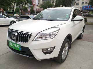 北京汽车威旺S50 1.5T 手动 欢动版精英型