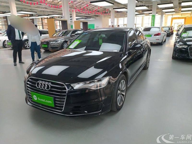 奥迪30FSI 2017款 2.5L 自动 舒适型 (国Ⅴ)