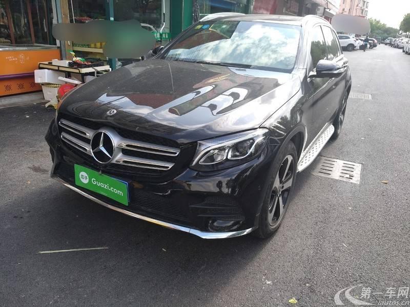 奔驰GLC GLC260 2018款 2.0T 自动 豪华型 (国Ⅴ)