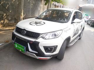 北京汽车绅宝X35 1.5L 手动 精英版