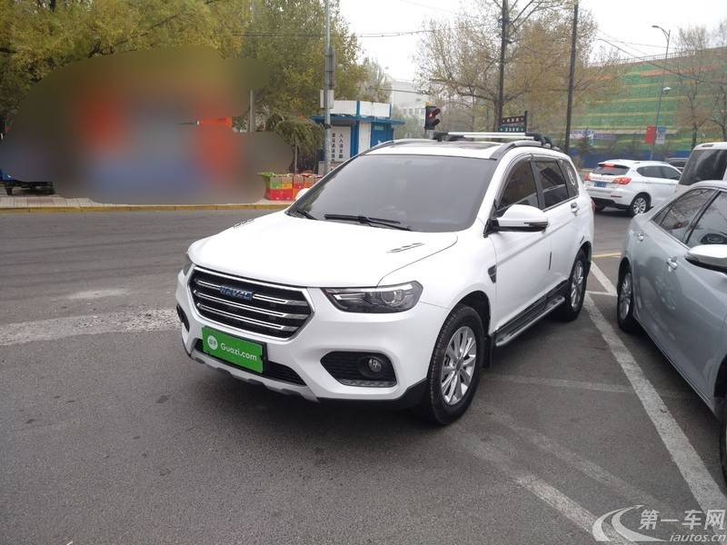 长城哈弗H6 蓝标 2018款 1.5T 自动 前驱 运动版精英型 (国Ⅴ)