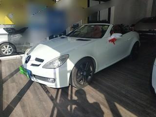 奔驰SLK级 SLK200K