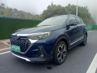 北京汽车绅宝智行 1.5T 自动 智领版