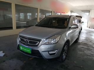 北京汽车绅宝X65 2.0T 手动 豪华版