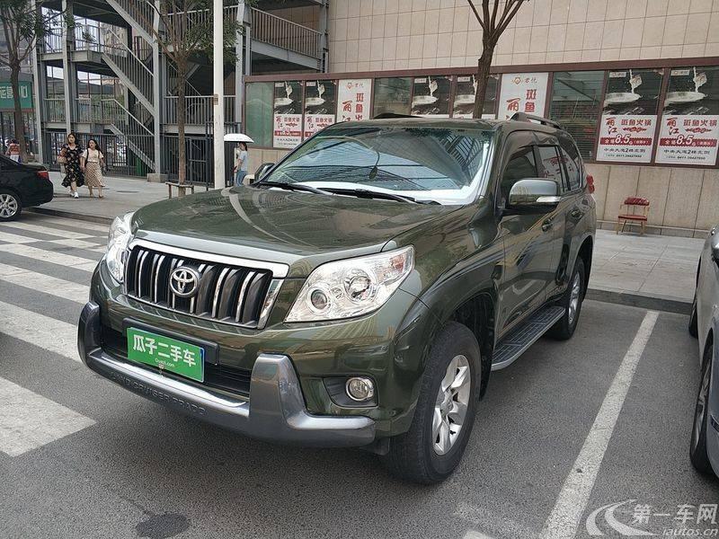丰田2010款 4.0L 自动 四驱 TX-L (国Ⅳ)