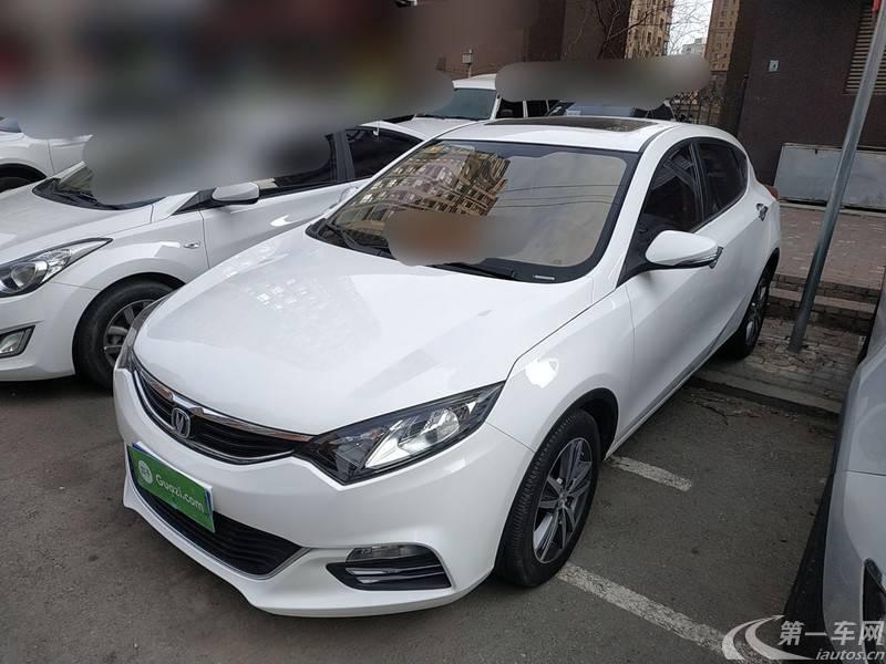 长安逸动XT 2015款 1.6L 自动 俊酷型 (国Ⅳ)