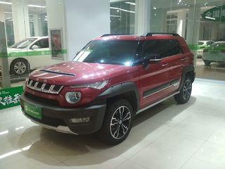 北京汽车20 1.5T 自动 豪华版