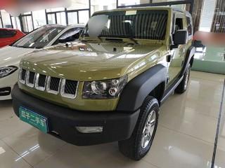 北京汽车40 2.4L 手动 拓疆版