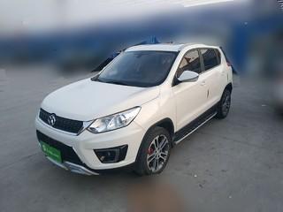 北京汽车绅宝X35 1.5L 自动 尊贵版