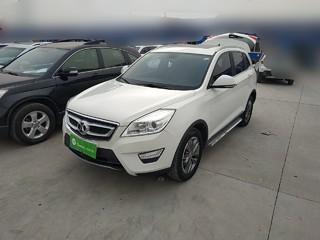 北京汽车绅宝X65 2.0T 手动 精英版