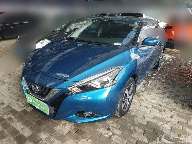 日产蓝鸟 2016款 1.6L 自动 炫酷版 (国Ⅴ)