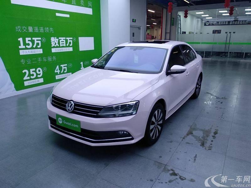 大众2018款 1.6L 自动 舒适版 (国Ⅴ)
