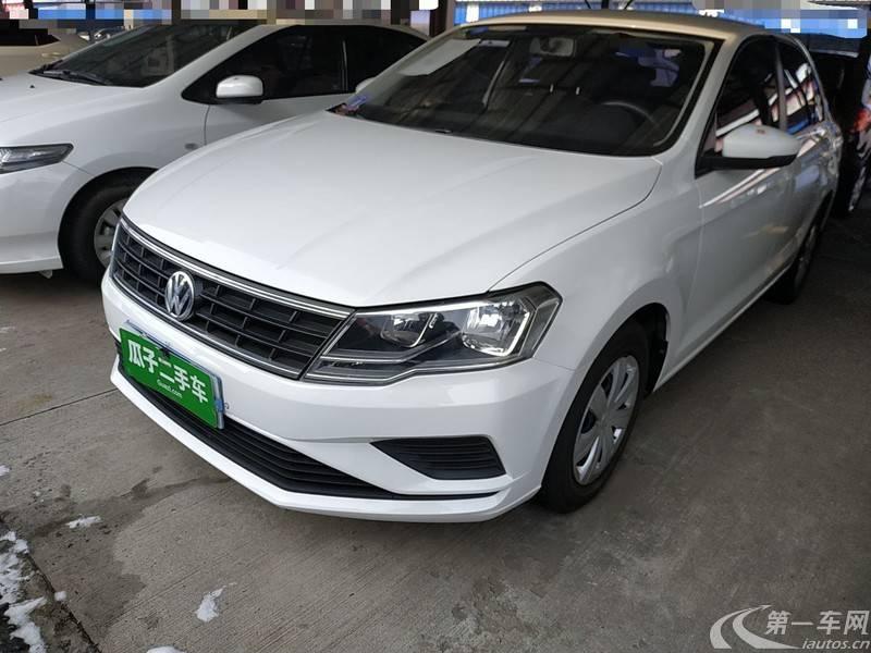大众捷达 2017款 1.5L 自动 汽油 时尚型 (国Ⅴ)