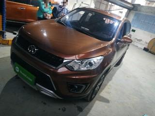 北京汽车绅宝X35 1.5L 自动 豪华版