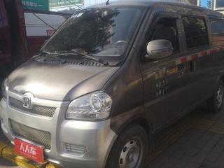 北京汽车威旺306 1.2L 手动 超值版厢式有助力基本型