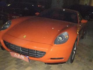 法拉利612 5.7L 自动 Scaglietti