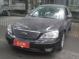 福特蒙迪欧 Ghia-Limited 2.5L 自动 旗舰型