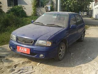天津一汽夏利A+ 两厢 1.0L 手动 普通型