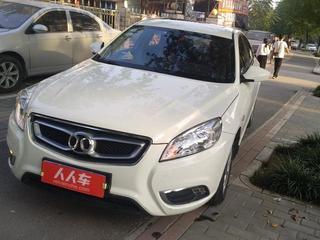 北京汽车绅宝D50 1.5L 手动 精英版
