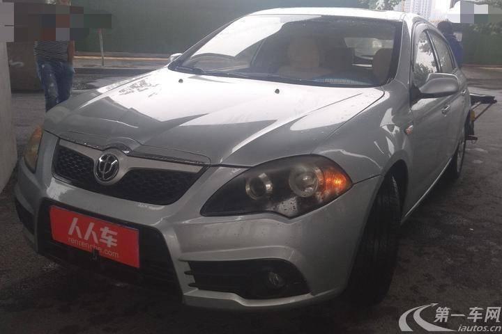 中华骏捷FRV 2010款 1.3L 手动 豪华型 (国Ⅳ)