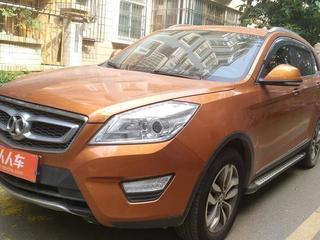 北京汽车绅宝X65 2.0T 自动 精英版