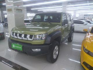 北京汽车40 2.3T 自动 豪华版